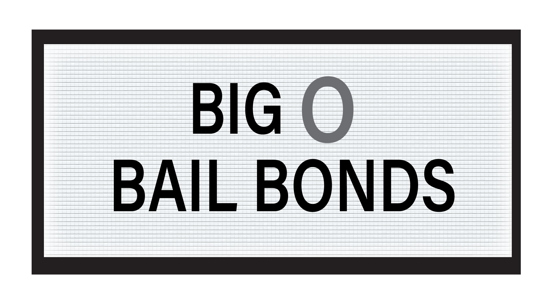 Big O Bail Bonds