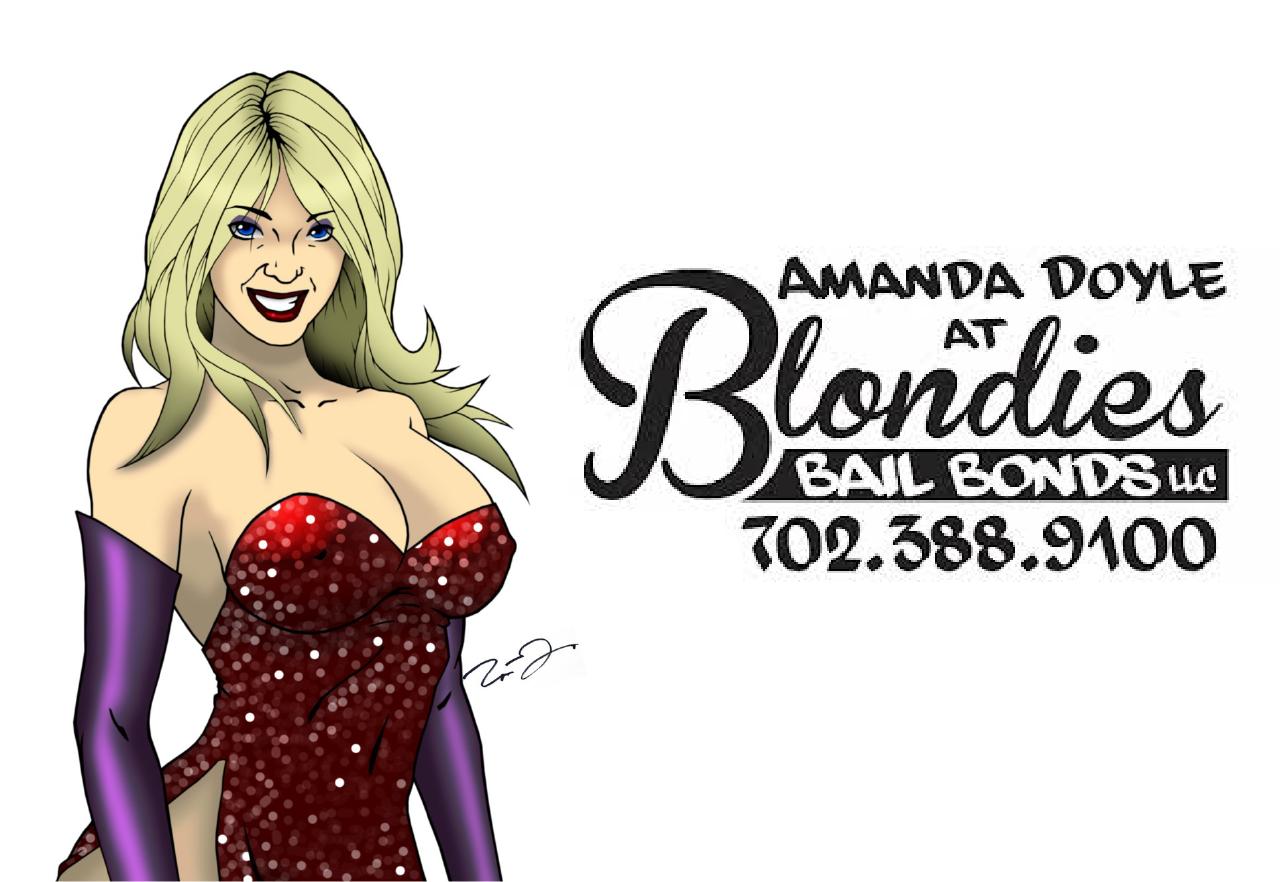 Blondie's Bail Bonds